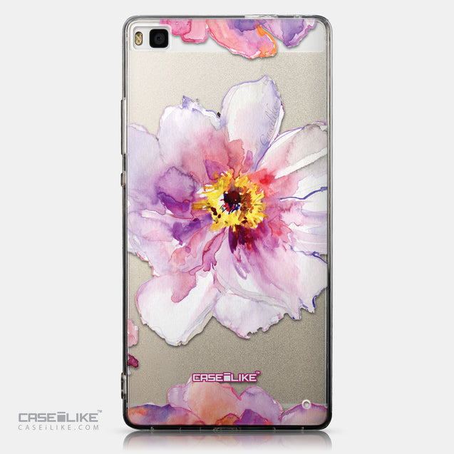 CASEiLIKE Huawei P8 back cover Watercolor Floral 2231