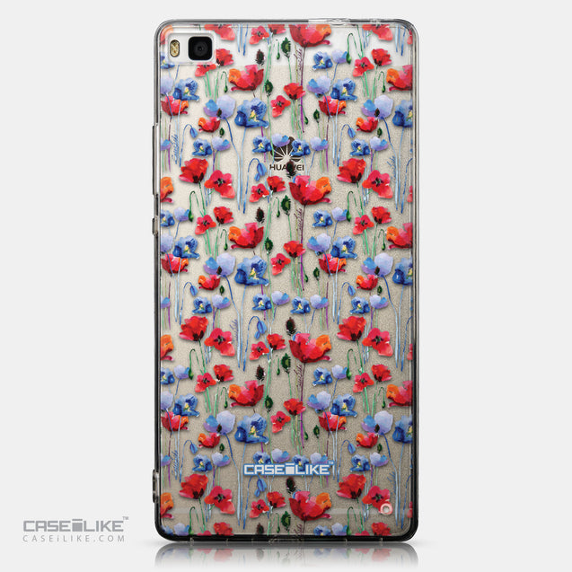 CASEiLIKE Huawei P8 back cover Watercolor Floral 2233