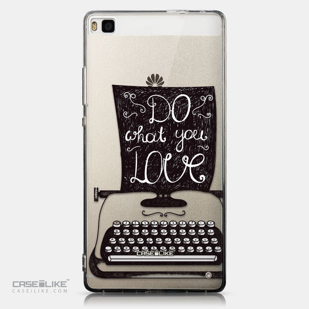 CASEiLIKE Huawei P8 back cover Quote 2400