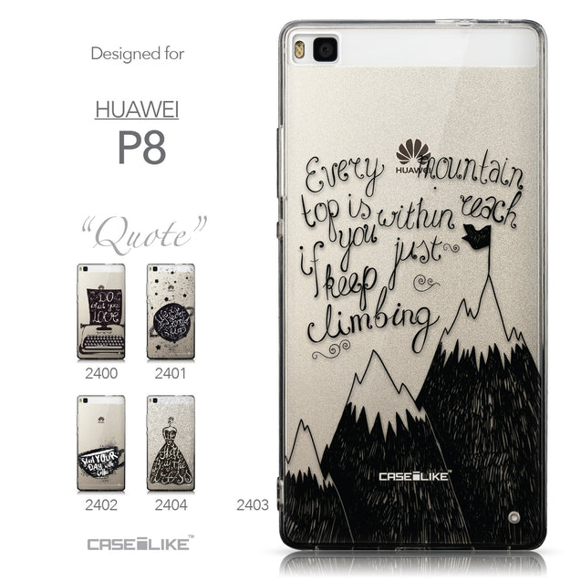 Collection - CASEiLIKE Huawei P8 back cover Indian Tribal Theme Pattern 2053