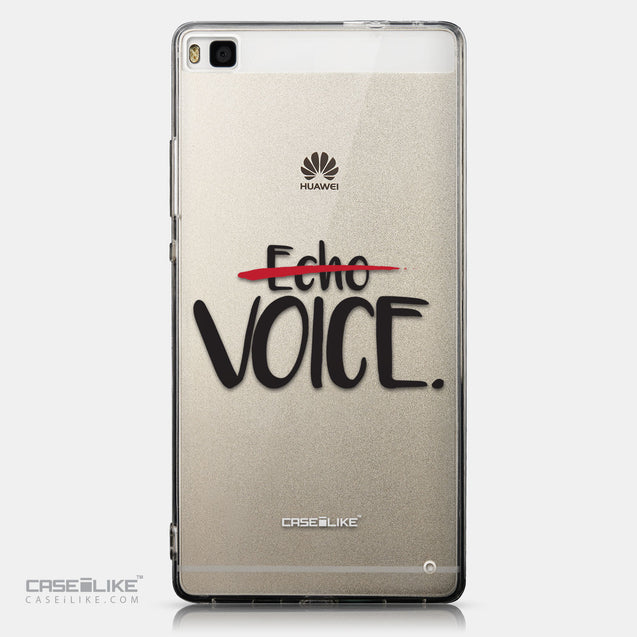 CASEiLIKE Huawei P8 back cover Quote 2405