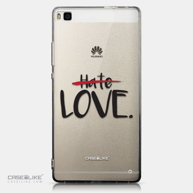 CASEiLIKE Huawei P8 back cover Quote 2406
