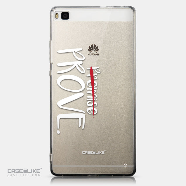 CASEiLIKE Huawei P8 back cover Quote 2409