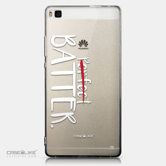 CASEiLIKE Huawei P8 back cover Quote 2410