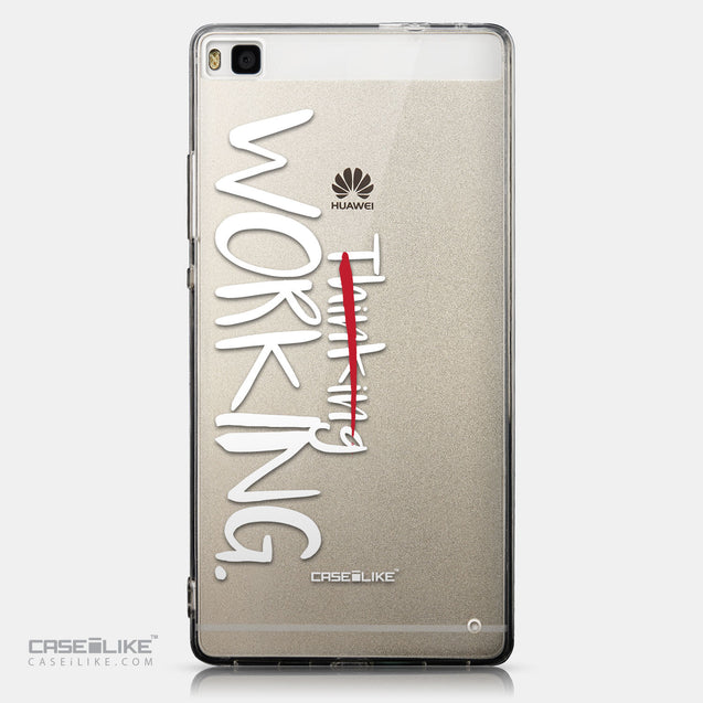 CASEiLIKE Huawei P8 back cover Quote 2411