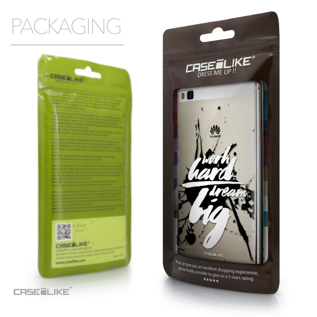 Packaging - CASEiLIKE Huawei P8 back cover Quote 2414
