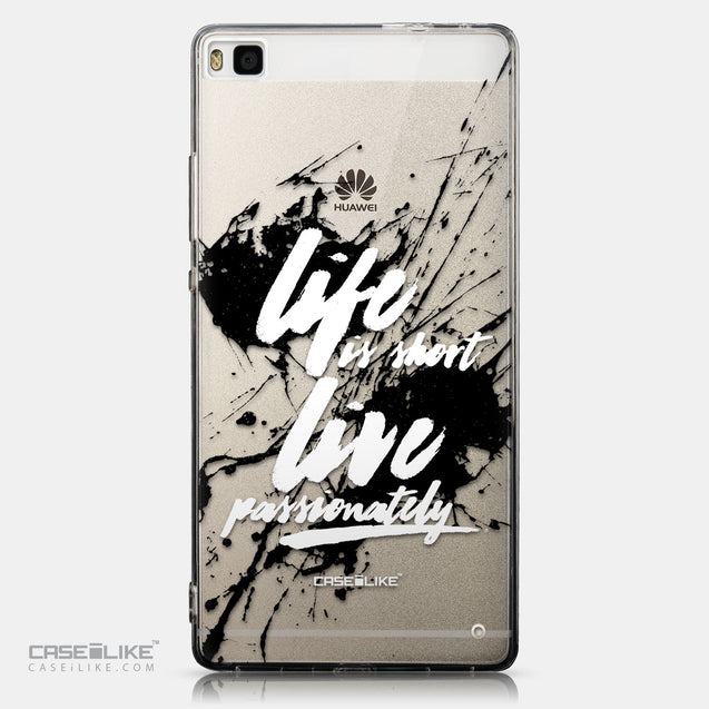 CASEiLIKE Huawei P8 back cover Quote 2416