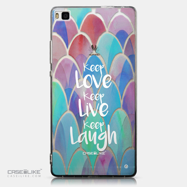 CASEiLIKE Huawei P8 back cover Quote 2417