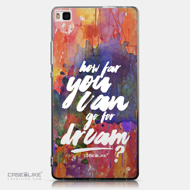 CASEiLIKE Huawei P8 back cover Quote 2421