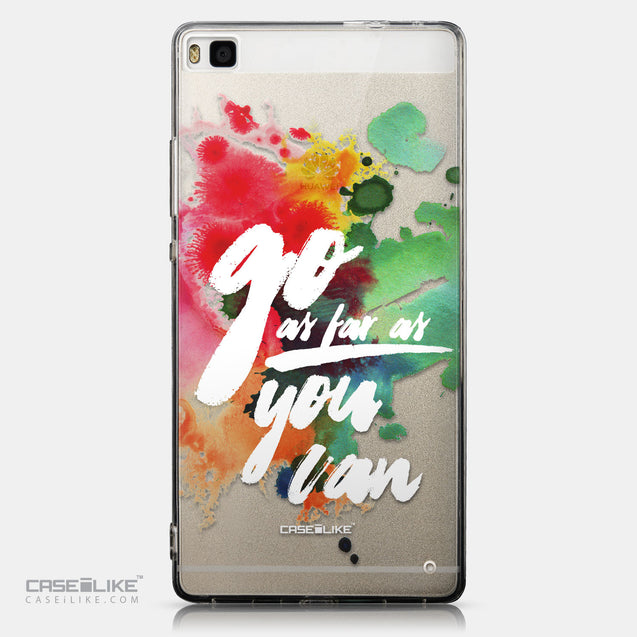 CASEiLIKE Huawei P8 back cover Quote 2424