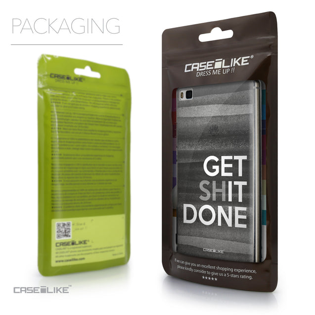 Packaging - CASEiLIKE Huawei P8 back cover Quote 2429