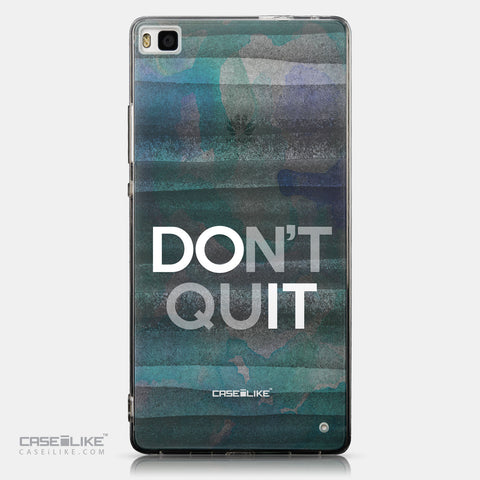 CASEiLIKE Huawei P8 back cover Quote 2431