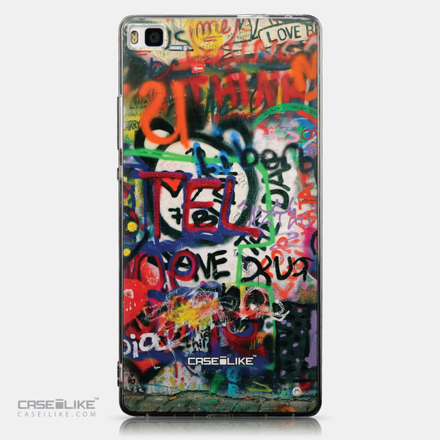 CASEiLIKE Huawei P8 back cover Graffiti 2721
