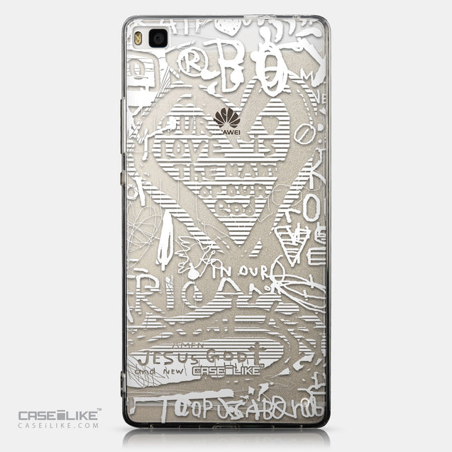 CASEiLIKE Huawei P8 back cover Graffiti 2730