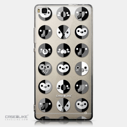 CASEiLIKE Huawei P8 back cover Animal Cartoon 3639