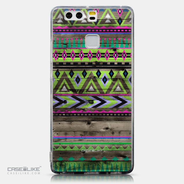CASEiLIKE Huawei P9 back cover Indian Tribal Theme Pattern 2049