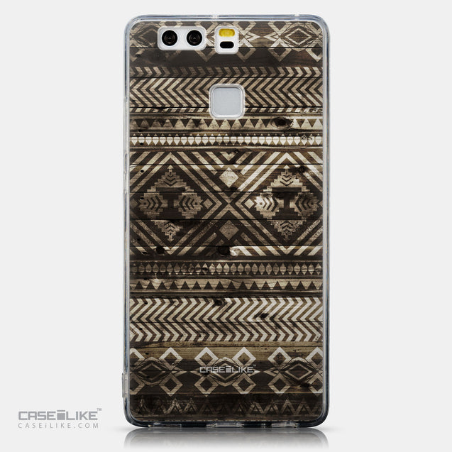CASEiLIKE Huawei P9 back cover Indian Tribal Theme Pattern 2050