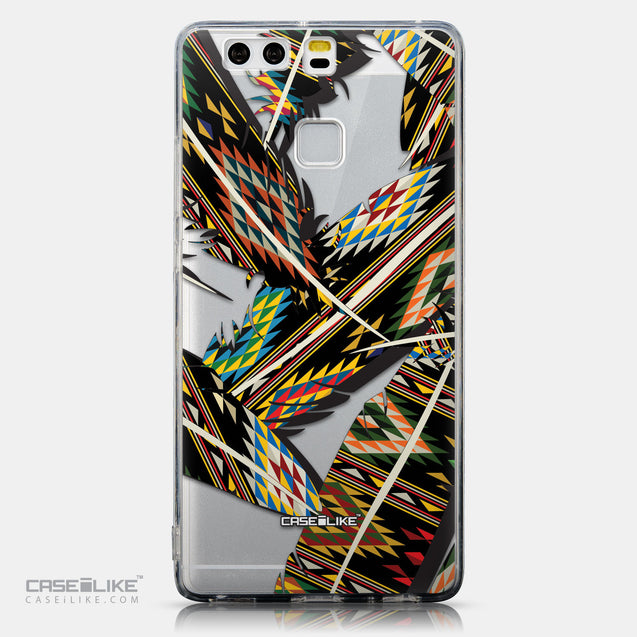 CASEiLIKE Huawei P9 back cover Indian Tribal Theme Pattern 2053