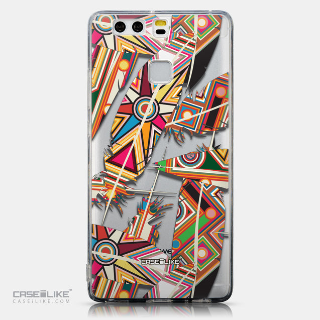 CASEiLIKE Huawei P9 back cover Indian Tribal Theme Pattern 2054