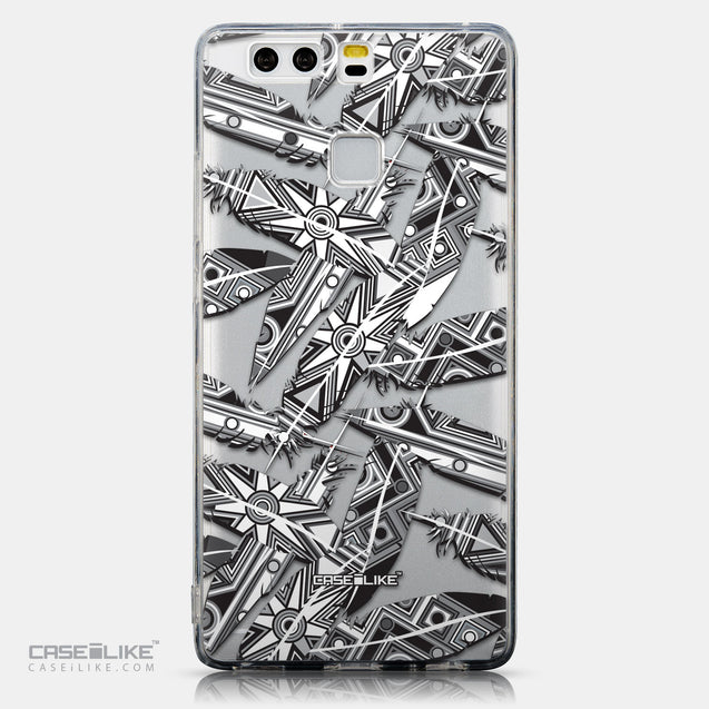 CASEiLIKE Huawei P9 back cover Indian Tribal Theme Pattern 2056
