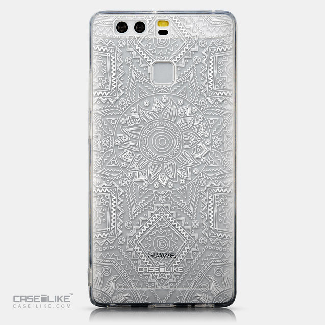 CASEiLIKE Huawei P9 back cover Indian Line Art 2061