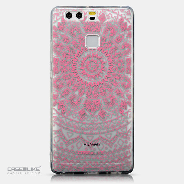 CASEiLIKE Huawei P9 back cover Indian Line Art 2062
