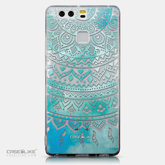 CASEiLIKE Huawei P9 back cover Indian Line Art 2066