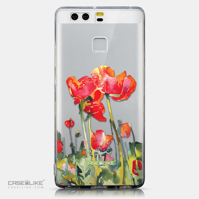 CASEiLIKE Huawei P9 back cover Watercolor Floral 2230