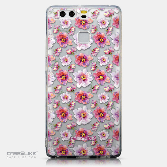 CASEiLIKE Huawei P9 back cover Watercolor Floral 2232