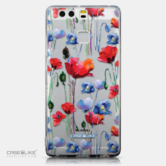 CASEiLIKE Huawei P9 back cover Watercolor Floral 2234