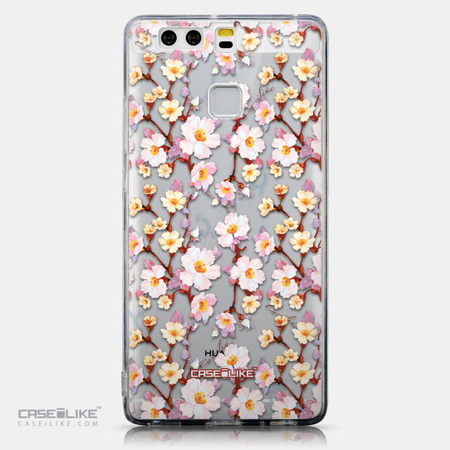 CASEiLIKE Huawei P9 back cover Watercolor Floral 2236