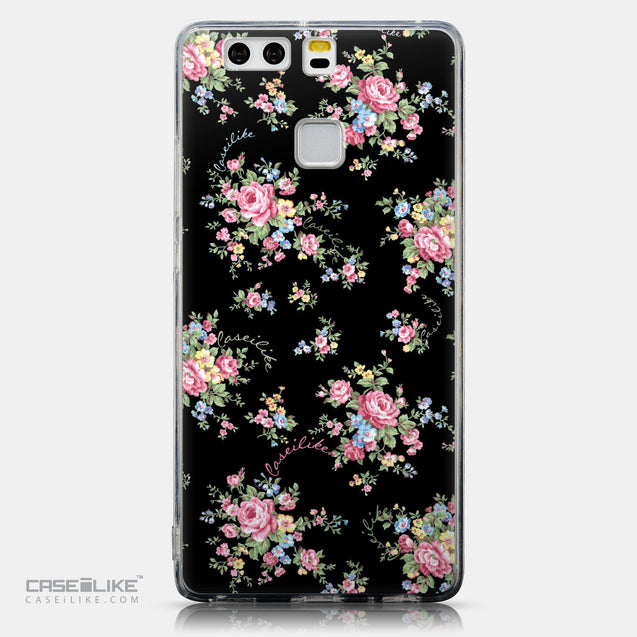 CASEiLIKE Huawei P9 back cover Floral Rose Classic 2261