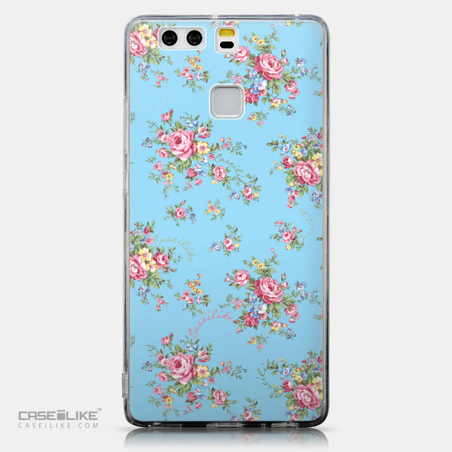 CASEiLIKE Huawei P9 back cover Floral Rose Classic 2263