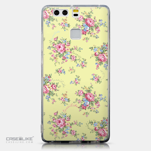 CASEiLIKE Huawei P9 back cover Floral Rose Classic 2264