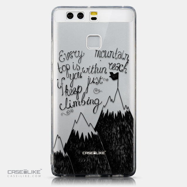 CASEiLIKE Huawei P9 back cover Quote 2403