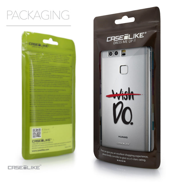 Packaging - CASEiLIKE Huawei P9 back cover Quote 2407