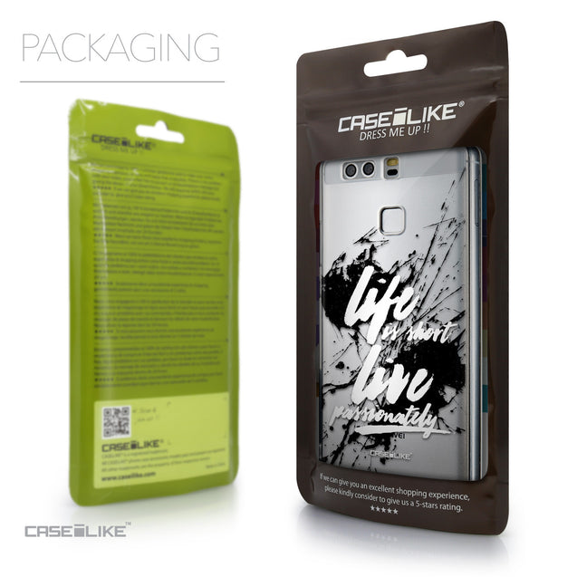 Packaging - CASEiLIKE Huawei P9 back cover Quote 2416