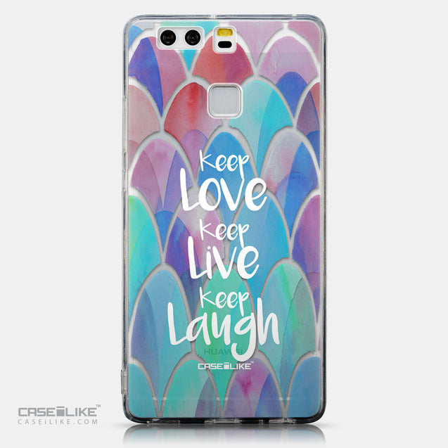 CASEiLIKE Huawei P9 back cover Quote 2417