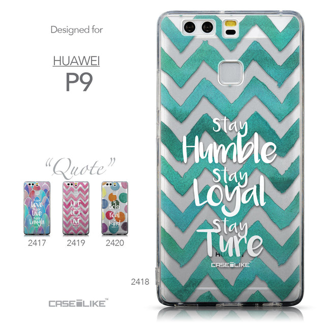 Collection - CASEiLIKE Huawei P9 back cover Quote 2418