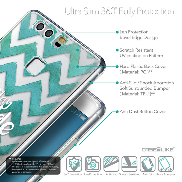 Details in English - CASEiLIKE Huawei P9 back cover Quote 2418