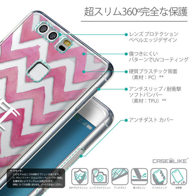 Details in Japanese - CASEiLIKE Huawei P9 back cover Quote 2419