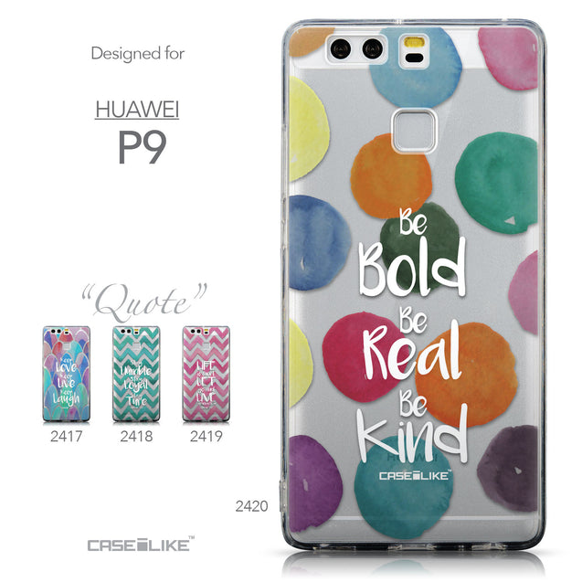 Collection - CASEiLIKE Huawei P9 back cover Quote 2420