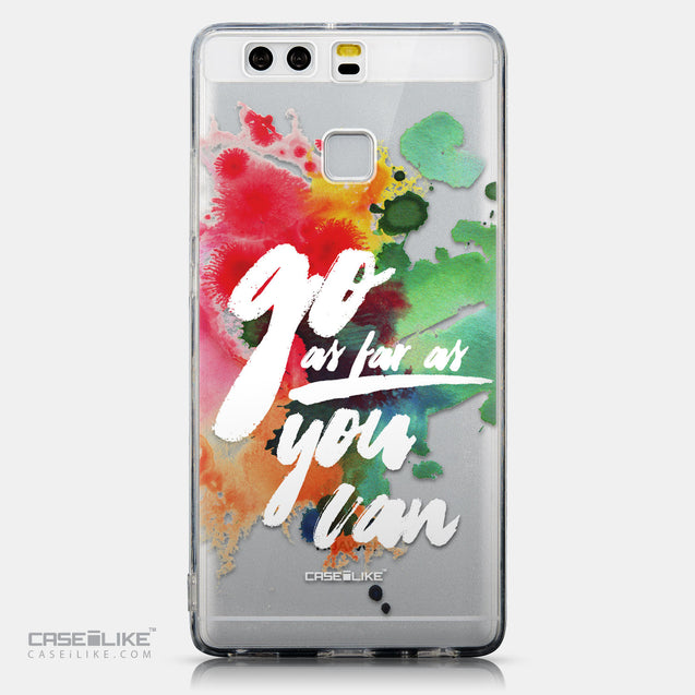 CASEiLIKE Huawei P9 back cover Quote 2424