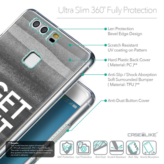 Details in English - CASEiLIKE Huawei P9 back cover Quote 2429