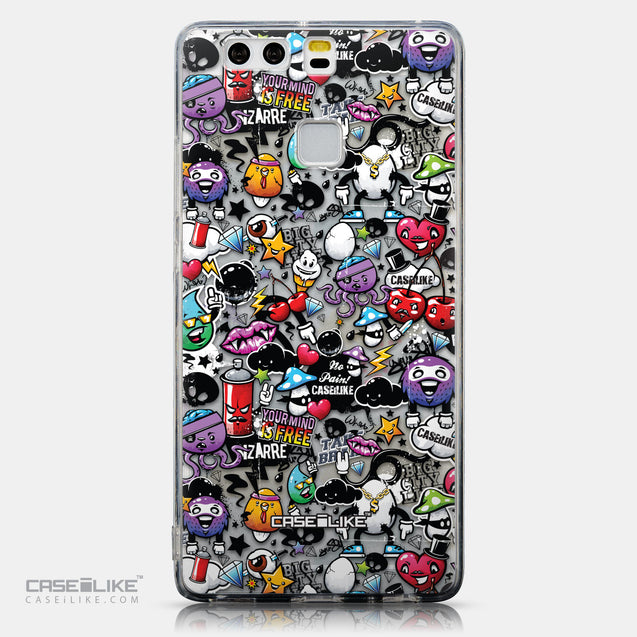 CASEiLIKE Huawei P9 back cover Graffiti 2703