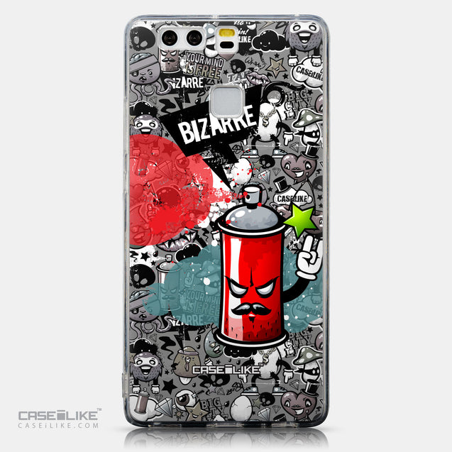 CASEiLIKE Huawei P9 back cover Graffiti 2705