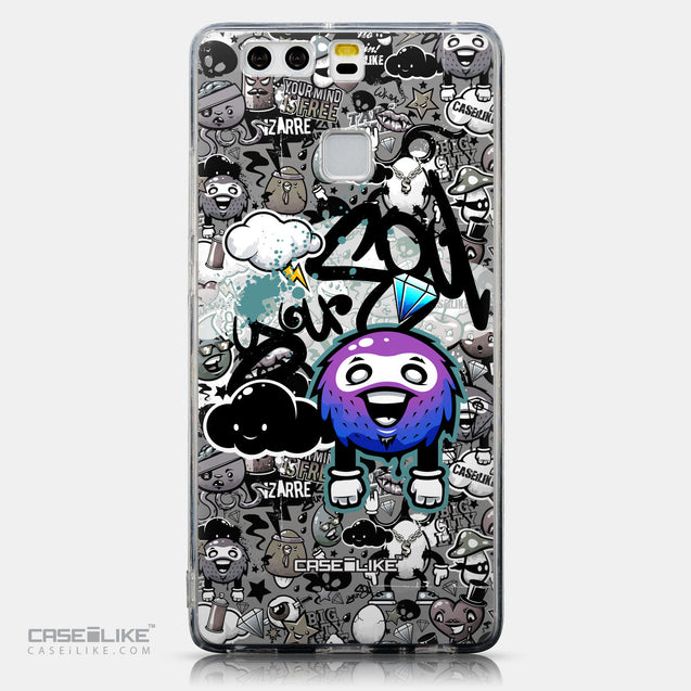 CASEiLIKE Huawei P9 back cover Graffiti 2706