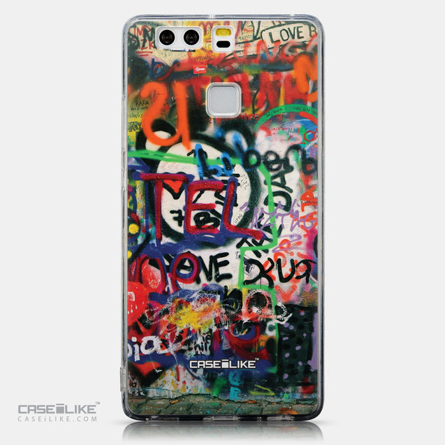 CASEiLIKE Huawei P9 back cover Graffiti 2721