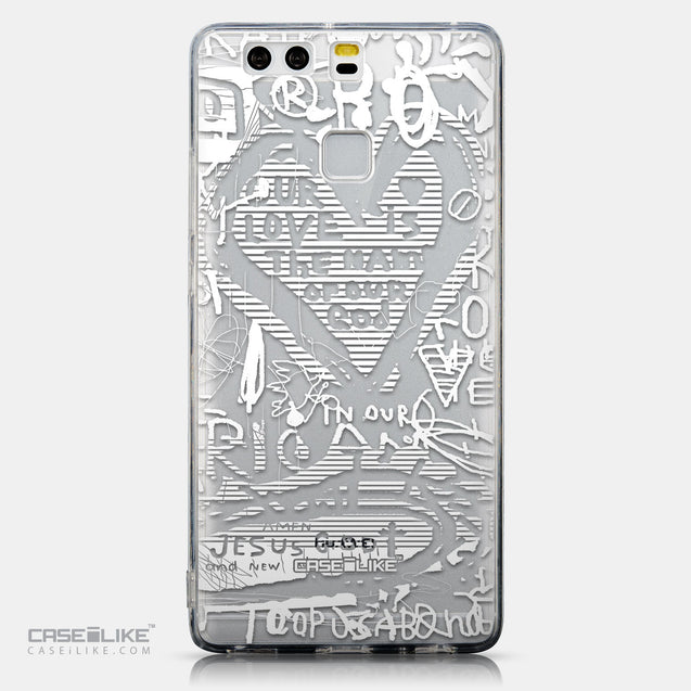 CASEiLIKE Huawei P9 back cover Graffiti 2730