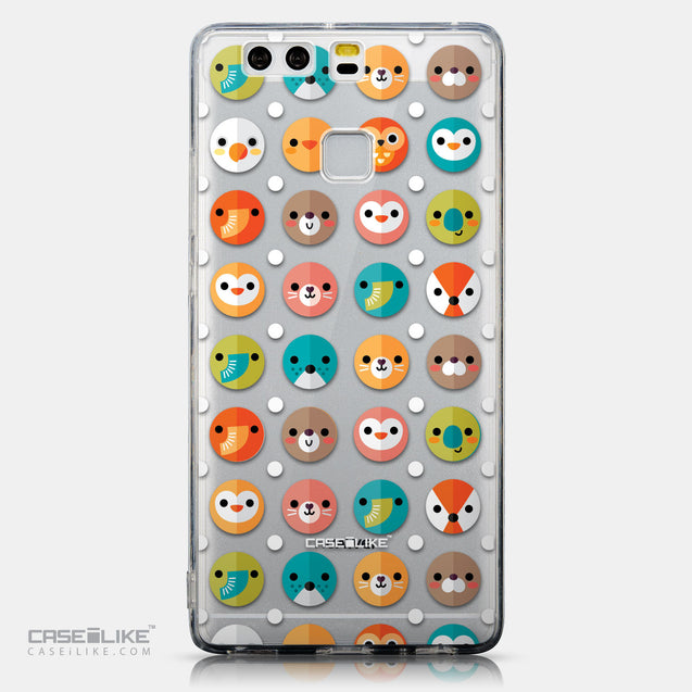 CASEiLIKE Huawei P9 back cover Animal Cartoon 3638